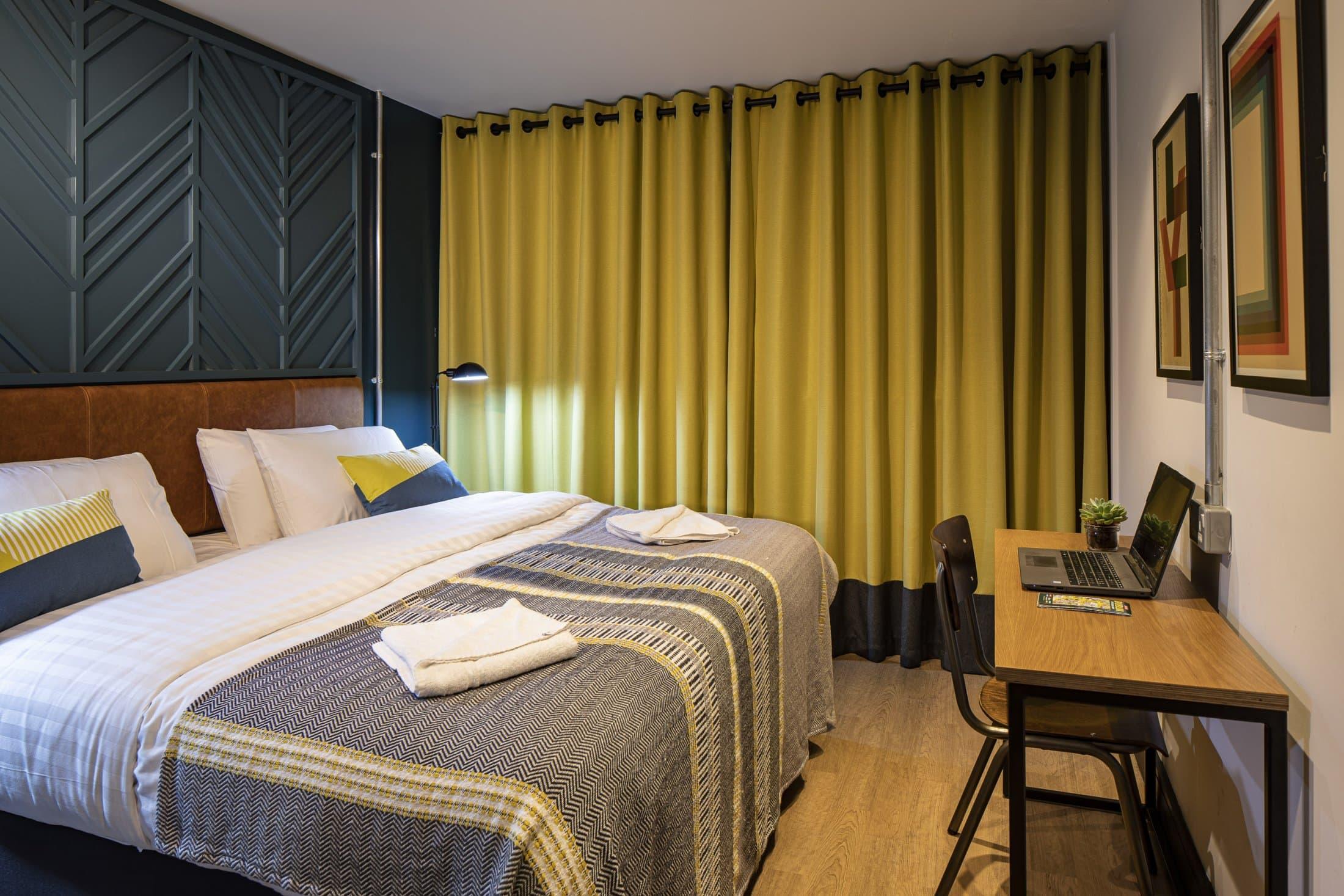Double Room at Jacobs Inn Dublin